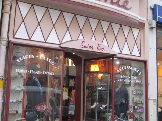 Black friday in paris vintage shopping guide pas de merde for Retro shop paris