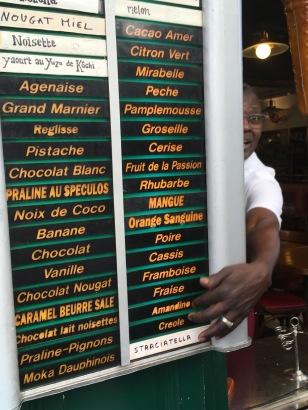 Paris Ice Cream