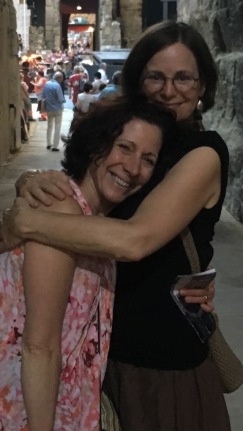 Linda and Shirley