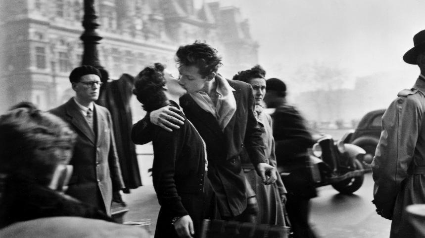 Doisneau Kiss