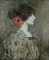 """""""Our perfect companions never have fewer than four feet."""" - Colette (Portrait by Jacques Humbert"""