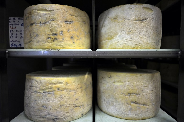 The world is eating more Italian cheese than everbefore