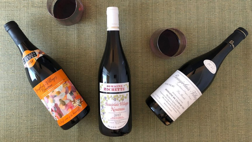 2017 Beaujolais Nouveau Wines: Good Wine from a Small Vintage