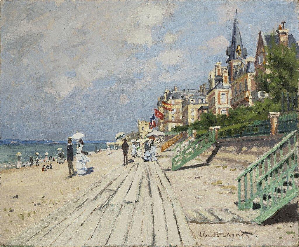 Monet_Boardwalk