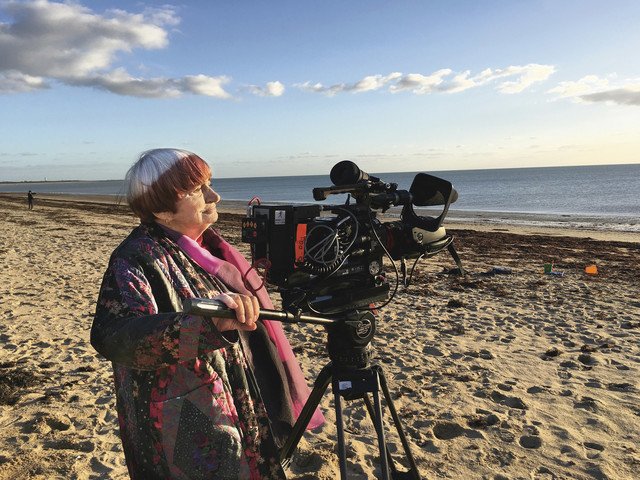 Film image & quot; Varda by Agnes & quot;  presented at the Berlin Film Festival 2019.