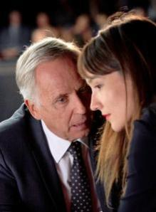 Will Fabrice Luchini regain his taste for politics thanks to Anaïs De