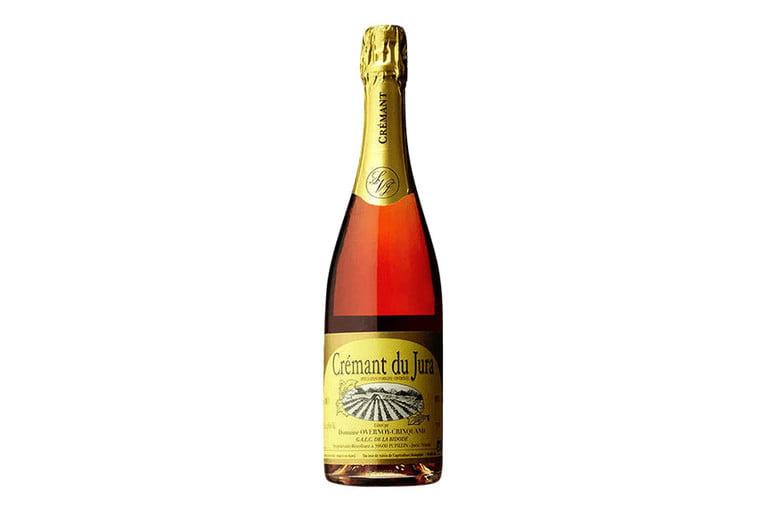 Domaine Overnoy-Crinquand Cremant du Jura Rosé