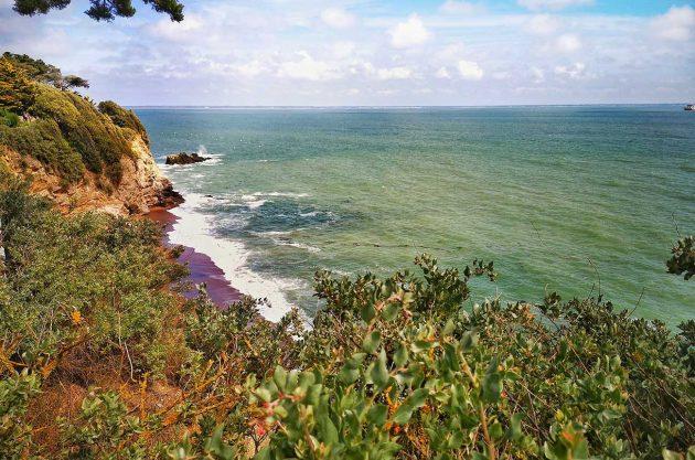 Loire Atlantic coast