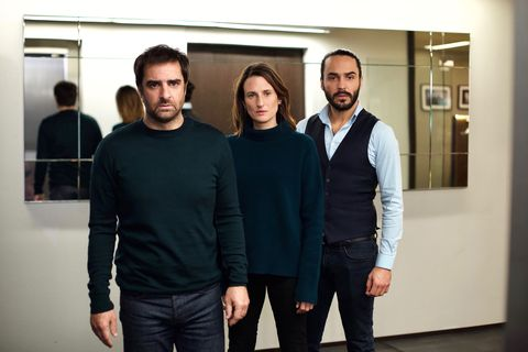 call my agent netflix best french shows