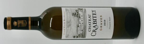 Château Crabitey Graves 2019, Bordeaux, France — €24